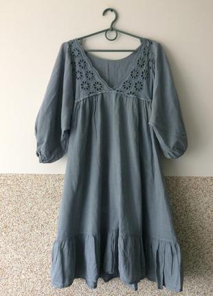 Шикарное платье с италии1 фото
