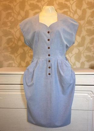 Richards легкое каттоновое платье