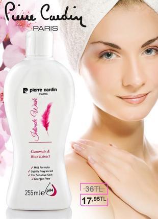 Pierre cardin intimate wash 255 ml лосьон для интимной гигиены