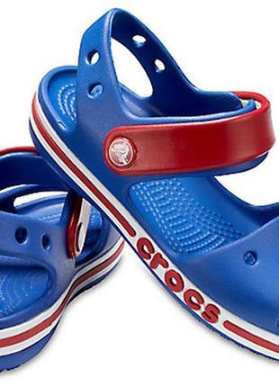 Cандалии crocs crocband sandal kids с9