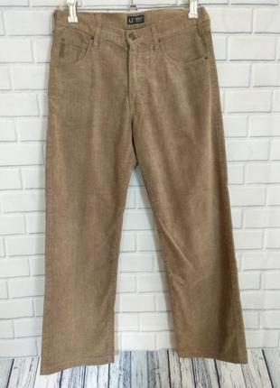 Классические, прямые джинсы armani jeans