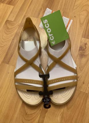 Crocs isabella крокс изабелла супер удобные стильные босоножки на лето!