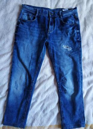 Стильные джинсы, галифе, капри от chapter young
