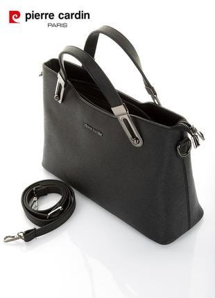 Женская сумка pierre cardin7 фото