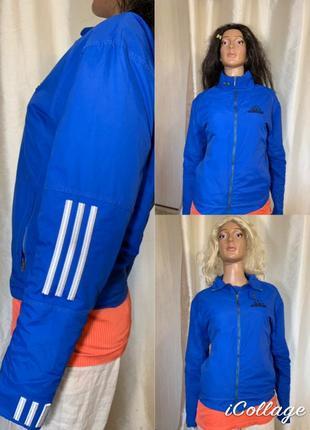 Утеплённая курточка adidas оригинал