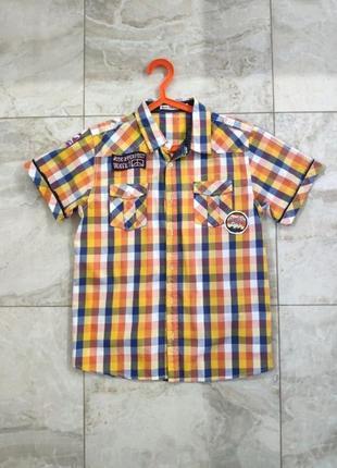 Рубашка glo-story