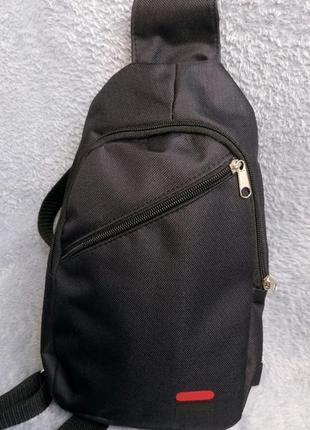 Слинг, сумка мужская, барсетка