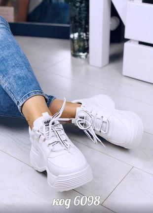 8a612fc2a Женские кроссовки на платформе 2019 - купить недорого вещи в ...