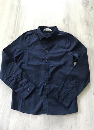 Рубашка h&m тонкая ,сорочка