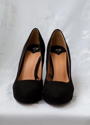 Стильные туфли h&m