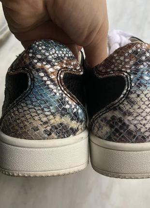 Esprit стильные кеды кроссовки 36 размер