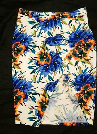 Sale - 30% яркая летняя юбка. интересная моделька
