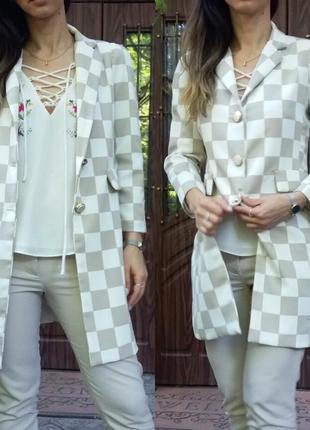 Італійське пальто-піджак rinascimento, р. s, на літо. італія