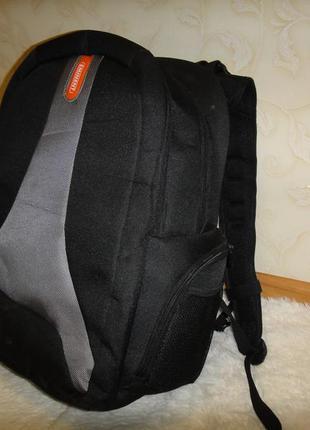 Eminent большой крепкий рюкзак (учебы, работы, города)с мягким отделом