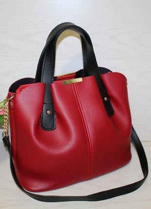 Новая крутая яркая женская сумка