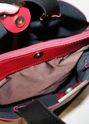 Новая крутая яркая женская сумка4 фото