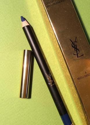 Контурный карандаш для глаз yves saintl laurent