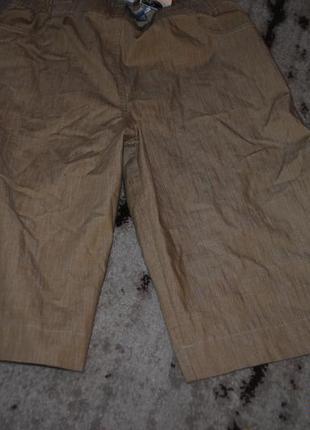 Новые удлиненные шорты на резинке laurie