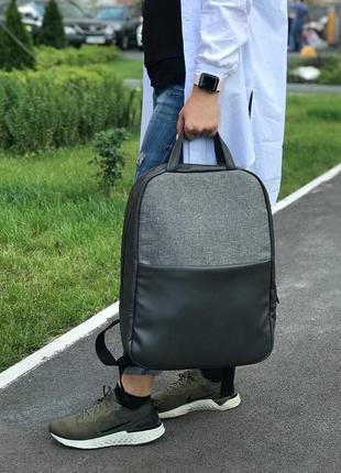 Рюкзак, портфель для ноутбука