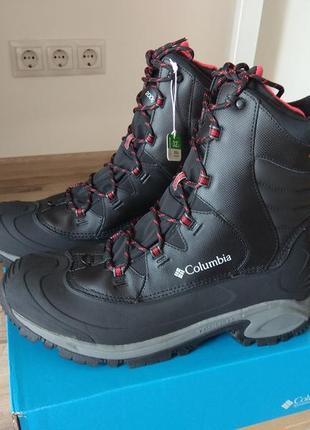 Ботинки зимние columbia us 14,5-15 eur 48 стелька 32,5 см