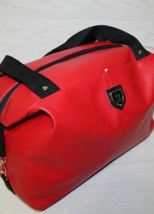 Крутая яркая большая спортивная сумка2 фото