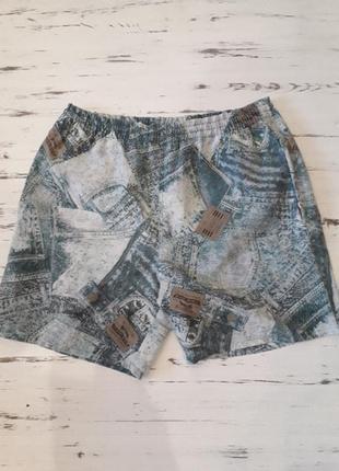 Легкие мужские шорты
