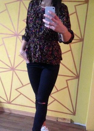 Блуза с цветочным принтом от f&f