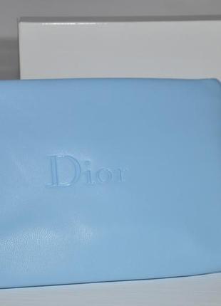 Косметичка dior оригинал размер 20х12х1см