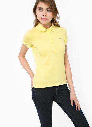 Новая футболка lacoste original +резинка lacoste original в подарок 🐊