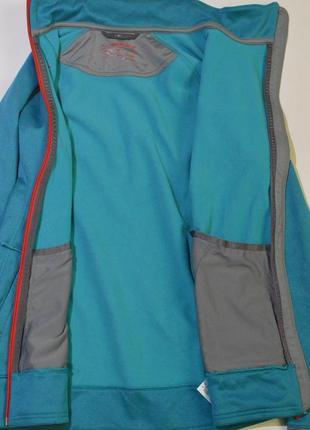 Флисовая кофта, флис mammut get away jacket women 1010-15880 outdoor3 фото
