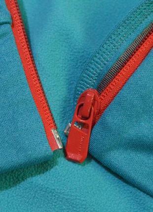 Флисовая кофта, флис mammut get away jacket women 1010-15880 outdoor6 фото