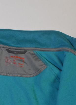 Флисовая кофта, флис mammut get away jacket women 1010-15880 outdoor5 фото