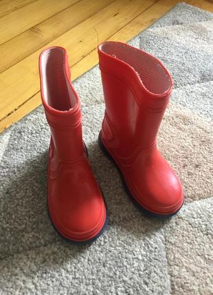 Резинові чобітки(гумові чобітки)