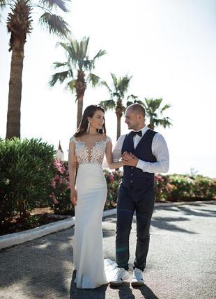 Свадебное платье amanda от la petra