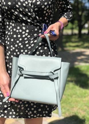 Сумка женская/вместительная сумка/сумочка с шёлковым платком