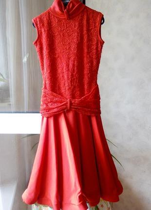 Платье бейсик индпошив