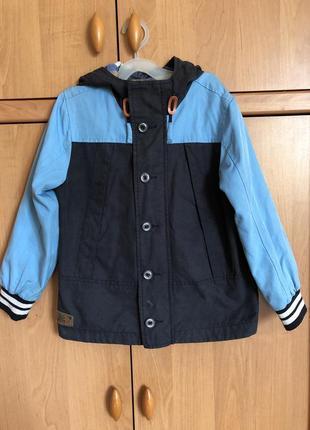 Демисезонная куртка timberland на мальчика