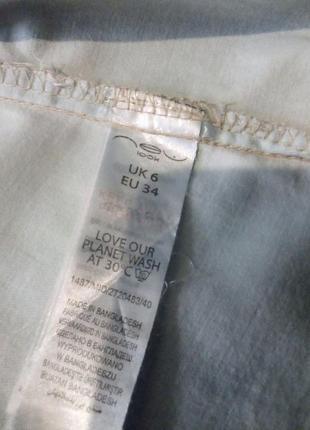 Брендовая рубашка джинсовая5 фото