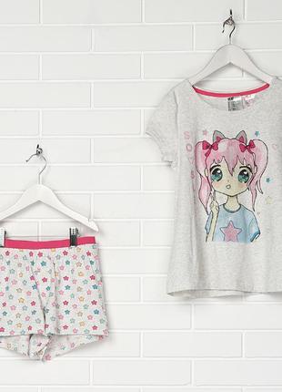 Пижама р-р s или158-164