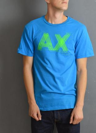 Футболка armani exchange t-shirt