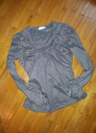 Кофта сіра lorsay, футболка з довгими рукавами, сорочка👚 👠