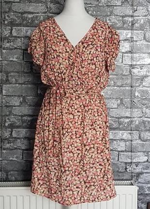 Чайное платье new look