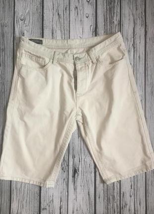"""Классные мужские джинсовые шорты """"clockhouse """" ."""