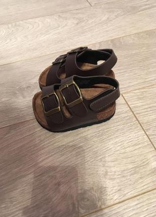 🔥 скидка 🔥 сандали в стиле birkenstock