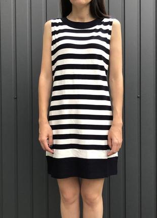 Платье в полоску montego