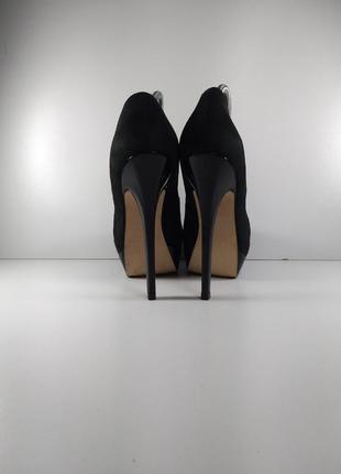 Туфли с открытым носком4 фото