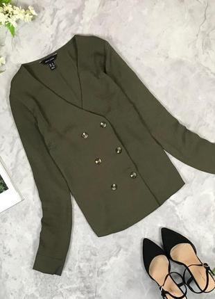 Модная блуза на пуговицах   bl1927035  new look