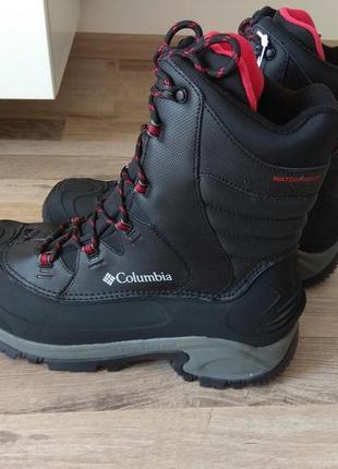 Ботинки зимние columbia us 12, 5- 13 eur 45, 5- 46 стелька 30, 5 см