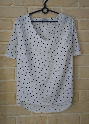 Натуральная,стилтная блуза