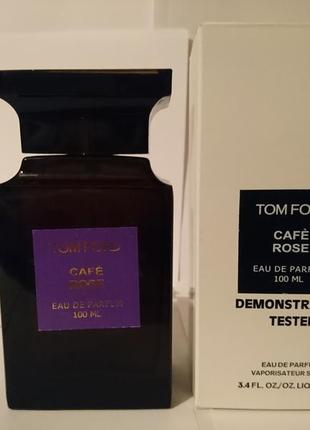 Тестер tom ford cafe rose